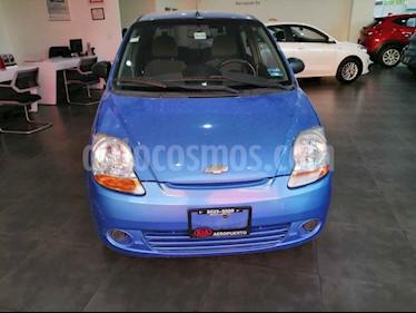 Chevrolet Matiz 5p LS L4/1.0 Man usado (2015) color Azul precio $84,000