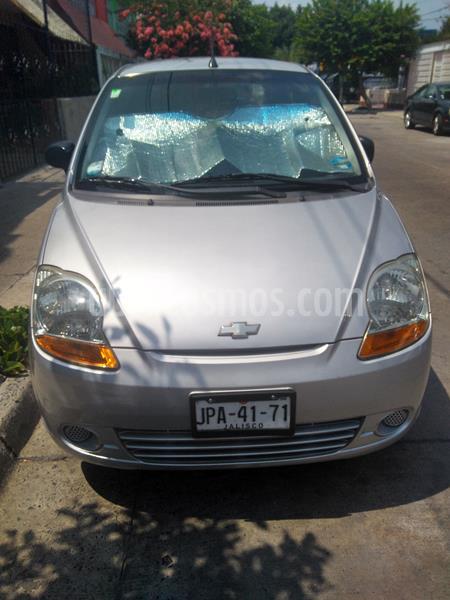 Chevrolet Matiz Paq B usado (2013) color Plata precio $77,900