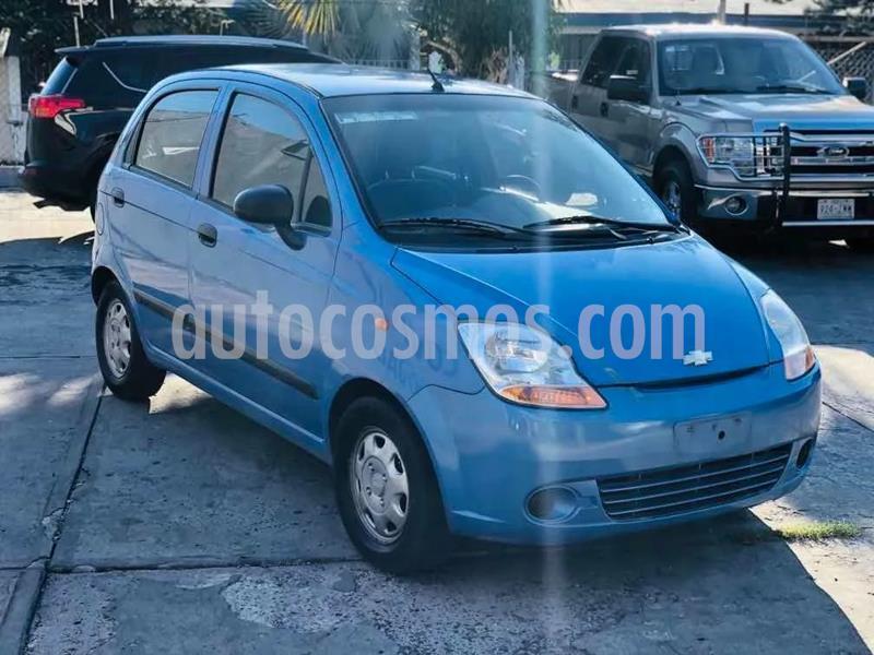 Chevrolet Matiz LS usado (2015) color Azul Claro precio $57,900
