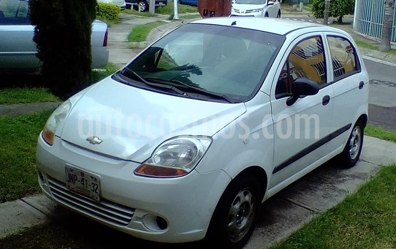 Chevrolet Matiz LS usado (2012) color Blanco precio $59,500