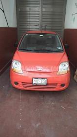 Chevrolet Matiz Paq A usado (2013) color Rojo precio $75,000