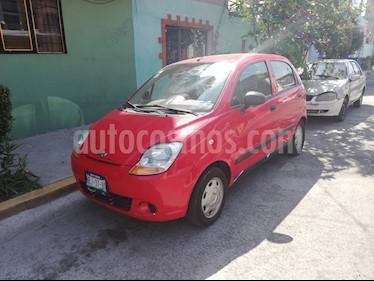 Foto Chevrolet Matiz Paq A usado (2012) color Rojo Fuego precio $50,000