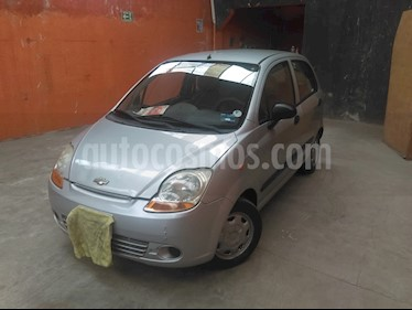 Foto venta Auto usado Chevrolet Matiz Paq A (2013) color Plata precio $68,000