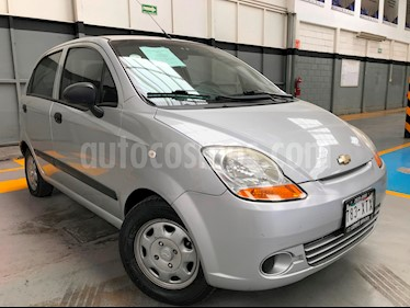 Foto venta Auto usado Chevrolet Matiz Paq A (2011) color Plata precio $75,000