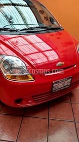 Foto venta Auto usado Chevrolet Matiz Paq B (2014) color Rojo precio $82,000