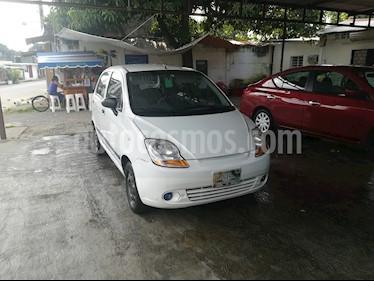Foto venta Auto usado Chevrolet Matiz Paq B (2012) color Blanco precio $50,000