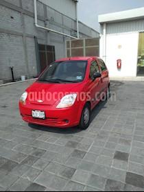 Foto venta Auto usado Chevrolet Matiz Paq B (2015) color Rojo Fuego precio $90,000