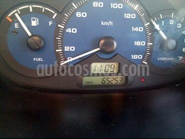 Chevrolet Matiz Paq B usado (2014) color Plata precio $80,000