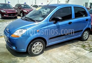 Foto venta Auto usado Chevrolet Matiz Paq B (2015) color Azul precio $99,000