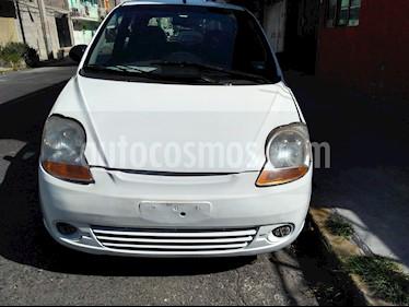 Foto venta Auto usado Chevrolet Matiz Paq B (2012) color Blanco precio $53,000