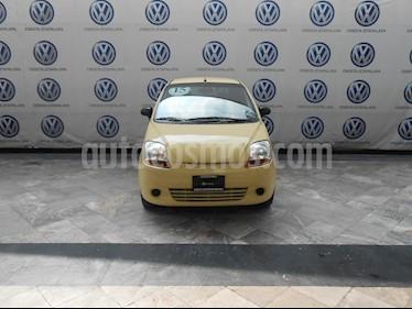 Foto venta Auto Seminuevo Chevrolet Matiz Paq B (2015) color Amarillo precio $108,000