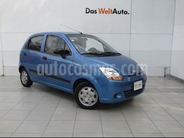 Foto venta Auto Seminuevo Chevrolet Matiz Paq B (2015) color Azul Claro