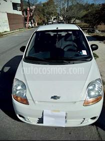 Foto Chevrolet Matiz Paq B usado (2013) color Blanco precio $76,000