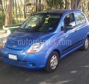 Foto venta Auto usado Chevrolet Matiz Paq B (2015) color Azul Zafiro precio $85,000
