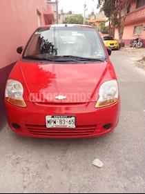 Foto venta Auto usado Chevrolet Matiz Paq B (2014) color Rojo precio $79,500