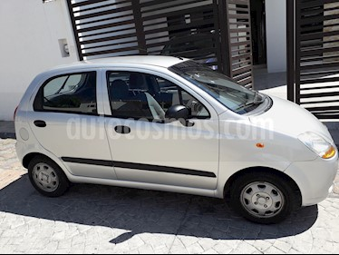 Foto Chevrolet Matiz Paq B usado (2014) color Plata precio $76,500