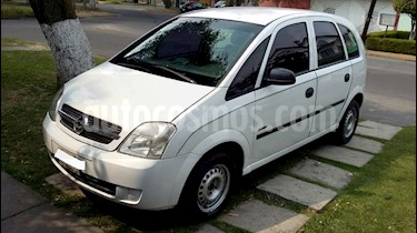 Foto Chevrolet Meriva 1.8L A Comfort Easytronic usado (2004) color Blanco precio $56,500
