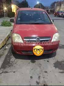 Foto Chevrolet Meriva 1.8L A Easytronic usado (2006) color Rojo precio $55,000