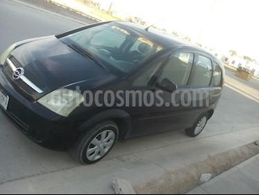 Chevrolet Meriva 1.8L A Easytronic usado (2005) color Negro precio $52,500