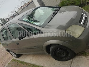 Foto venta Auto usado Chevrolet Meriva 1.8L B (2004) color Gris precio $52,000