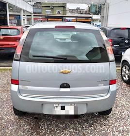 Chevrolet Meriva GL Plus usado (2012) color Plata Polaris precio $449.900