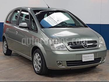 Chevrolet Meriva GLS usado (2006) color Plata Metalizado precio $257.000
