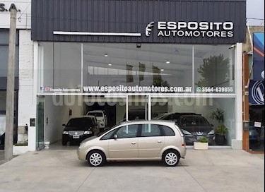 Chevrolet Meriva GLS usado (2012) color Dorado precio $360.000
