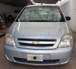 Chevrolet Meriva GLS TD usado (2011) color Gris Claro precio $430.000