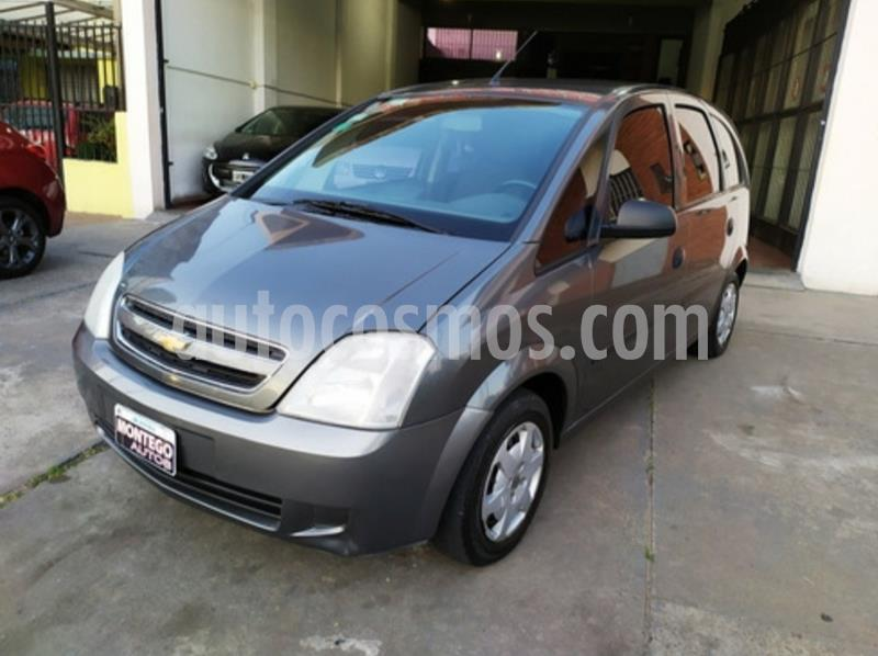 Chevrolet Meriva GL usado (2009) color Gris Larus precio $490.000