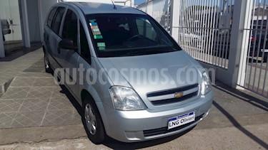 Chevrolet Meriva GL Plus usado (2012) color Plata Polaris precio $380.000