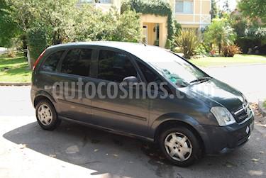 foto Chevrolet Meriva GL Plus usado (2007) color Gris Larus precio $160.000