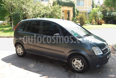 Chevrolet Meriva GL Plus usado (2007) color Gris Larus precio $160.000