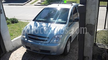 Foto venta Auto usado Chevrolet Meriva GL Plus (2010) color Gris Bluet precio $190.000