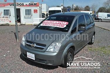 Foto venta Auto usado Chevrolet Meriva GL Plus (2007) color Gris precio $175.000