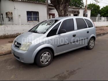Foto venta Auto Usado Chevrolet Meriva GL Plus (2008) color Gris