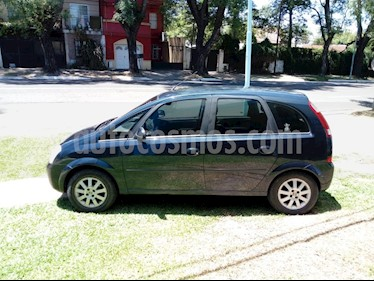 Foto venta Auto Usado Chevrolet Meriva GL Plus (2008) color Azul precio $155.000