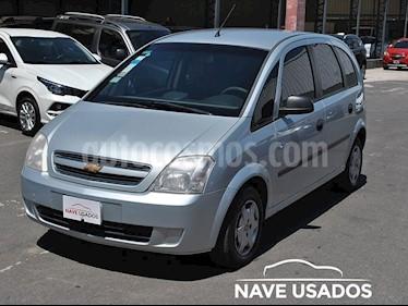 Foto venta Auto usado Chevrolet Meriva GL Plus (2011) color Gris precio $198.000