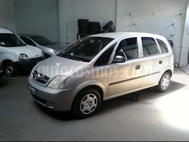 Foto venta Auto usado Chevrolet Meriva GL (2005) color Gris Claro precio $129.000