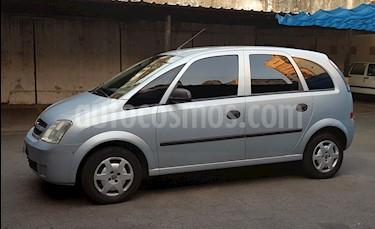 Foto venta Auto usado Chevrolet Meriva GL (2010) color Gris precio $180.000