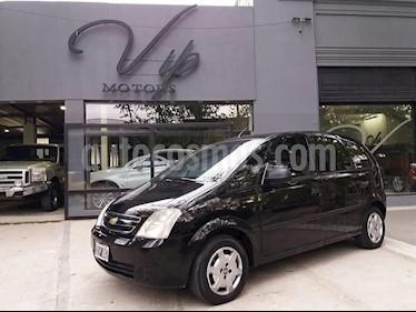 Foto venta Auto usado Chevrolet Meriva GL (2009) color Negro precio $280.000