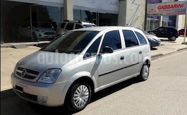 Foto venta Auto usado Chevrolet Meriva GL (2004) color Gris Claro precio $185.000