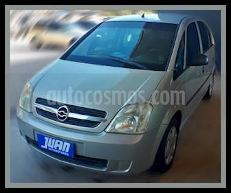 Foto venta Auto usado Chevrolet Meriva GL (2005) color Gris Claro precio $163.000
