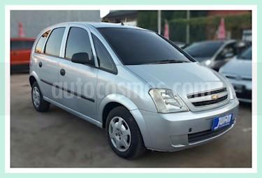 Foto venta Auto usado Chevrolet Meriva GL (2011) color Gris Claro precio $192.000