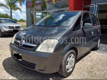 Foto venta Auto Usado Chevrolet Meriva GL (2006) color Gris Oscuro precio $11.111