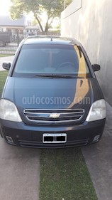 Chevrolet Meriva GLS usado (2009) color Azul precio $220.000
