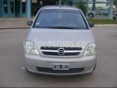 Foto venta Auto Usado Chevrolet Meriva GLS (2005) color Gris Oscuro precio $175.000
