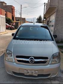 Chevrolet Meriva 1.8L A Easytronic usado (2005) color Gris precio $57,000