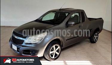 Chevrolet Montana LS Plus usado (2011) color Gris Oscuro precio $299.000