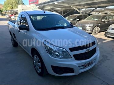 Chevrolet Montana LS Ac Dir usado (2015) color Blanco precio $530.000