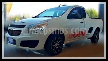 Chevrolet Montana LS Ac Dir usado (2015) color Blanco precio $640.000